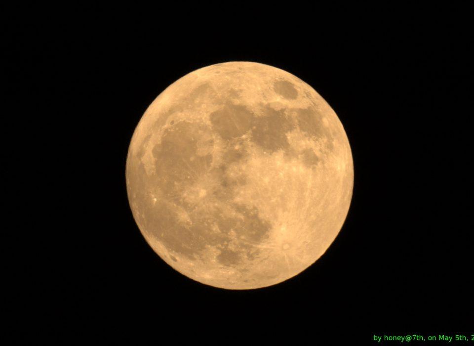Fazy Księżyca to nie cień Ziemi