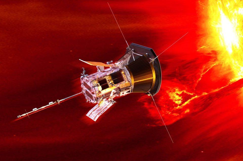 PSP: Słoneczny satelita